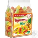 Sto pudiv Candied fruit Mix 150g