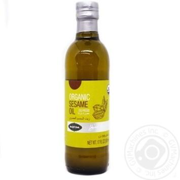 Масло Mantova Кунжутное органическое 0,5л
