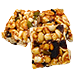 Nuts-and-honey bars and brittle