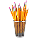 Ручки, карандаши, маркеры,фломастеры