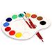 Plasticine and paints