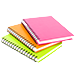 Тетради, блокноты, бумага