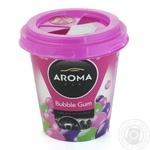 Ароматизатор Aroma Car Cup Gel Bubble Gum 130г
