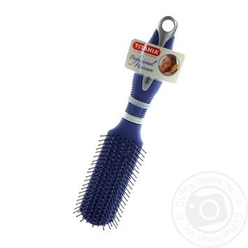 Щітка для волосся Titania 1656 - купити, ціни на МегаМаркет - фото 1