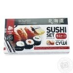 Hokkaido Club Set nori for sushi water-plant 15g