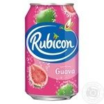 Напиток Rubicon сильногазированный со вкусом гуавы 0,33л