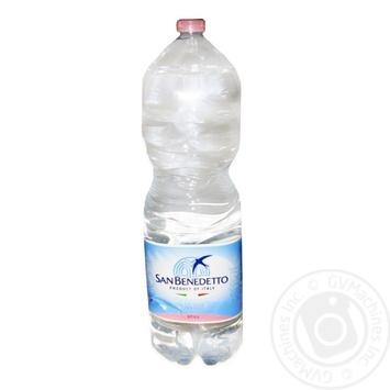 Вода Сан Бенедетто негазована 2л - купити, ціни на Novus - фото 1