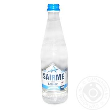 Вода Саирмэ негазированная 0,5л