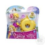 Лялька пластмасова маленька серії Принцеси Дісней лялька плаваюча на колі, в асорт.HASBRO