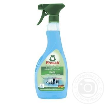 Средство Frosch универсальное содовое 500мл - купить, цены на МегаМаркет - фото 1
