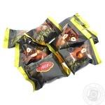 Цукерки АВК Бархат ночі шоколадні з цілим фундуком вагові