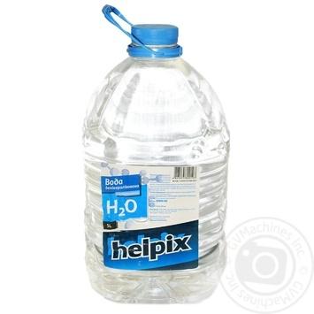 Вода демініралізована Helpix 5000 мл - купити, ціни на Novus - фото 1