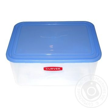 Ємність Curver для морозильної камери 3л - купити, ціни на МегаМаркет - фото 1