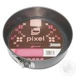 Форма PIXEL BREZEL форма роз'ємна кругла 24x7cm