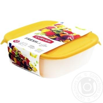 Набір контейнерів для СВЧ fresh & go Curver 0,25 +0,8 + 1,7 л
