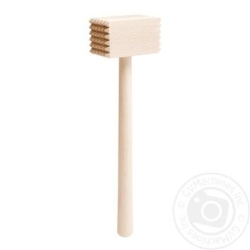 Fackelmann Wooden Hammer for Beating Meat 31420 - buy, prices for CityMarket - photo 1