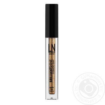LN Professional Liquid glitter for makeup 01 - buy, prices for MegaMarket - image 1