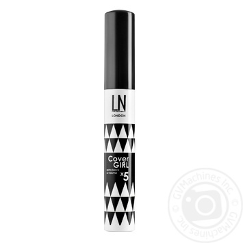 LN Professional Cover girl Mascara 10ml - buy, prices for MegaMarket - image 1
