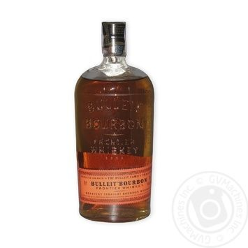 Bulleit bourbon 45% 0,7l - buy, prices for Novus - image 4