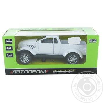 Машинка Автопром - купить, цены на Ашан - фото 2