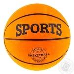 М'яч баскетбольний Spokey 82388 гумовий №7