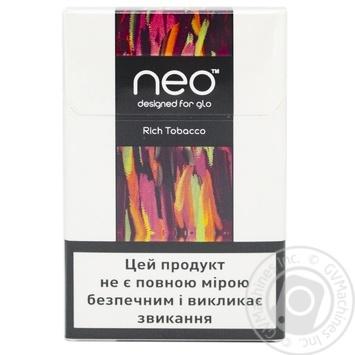Стики Kent Neostiks Rich Tobacco - купить, цены на Фуршет - фото 2