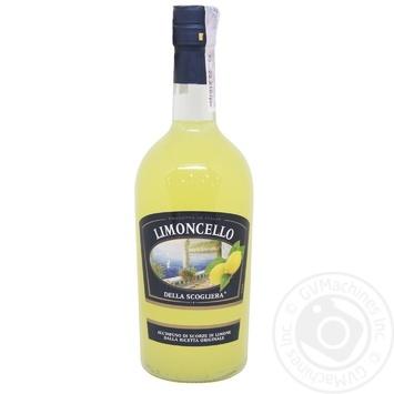 Della Scogliera Limoncello Liquor 25% 0.7l