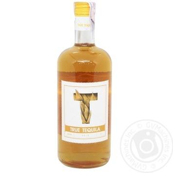 True Tequila Gold 38% 1l