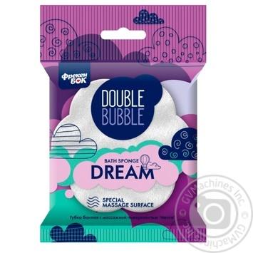 Губка банная массажная Фрекен Бок Мечта - купить, цены на Novus - фото 1