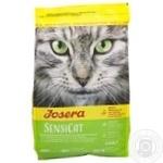 Сухой корм Josera Sensicat для кошек с чувствительной пищеварительной 400г