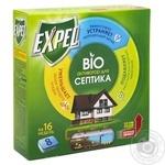 Биоактиватор Expel для септиков 8 таблеток