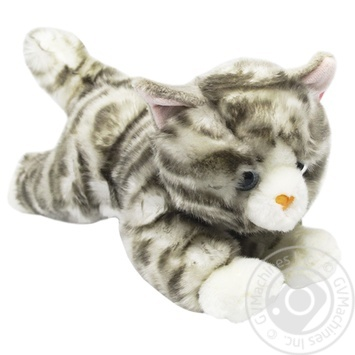 Кошеня сіре 25 см - купить, цены на МегаМаркет - фото 1