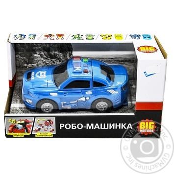 Игрушка Big Motors Робо-машинка - купить, цены на Novus - фото 2
