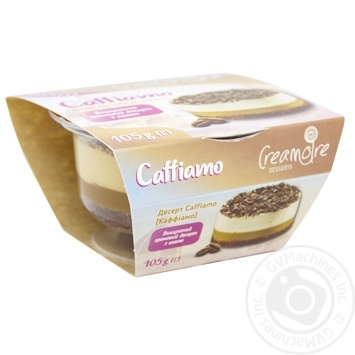 Десерт Creamoire Каффіамо 105г