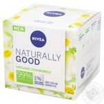 Nivea Naturally Good Cream for Sensitive Skin 50ml