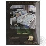 Комплект постельного белья Lorenzza 1,5-спальный сатин