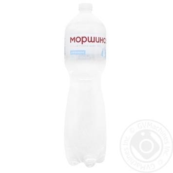 Минеральная вода Моршинская природная негазированная 1,5л - купить, цены на Novus - фото 1
