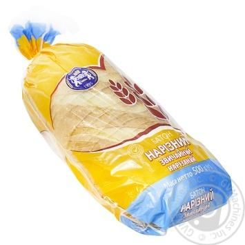 Long loaf Kulynychi (sliced) 500g - buy, prices for MegaMarket - image 1