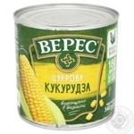 Кукуруза Верес сахарная 340г - купить, цены на Ашан - фото 6