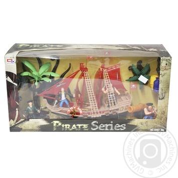 Игровой набор Maya Toys Парусник