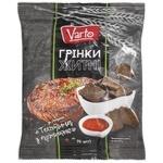 Гренки Varto ржаные телятина с аджикой 70г
