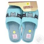 Домашняя обувь Gemelli Трио женская 36-40 размер