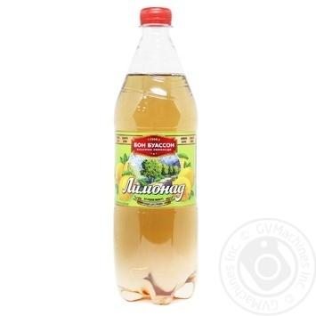 Напиток Бон Буассон Лимонад 1000мл Украина - купить, цены на Ашан - фото 2