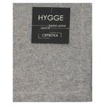 Hygge Black Cotton Napkin 35х45cm