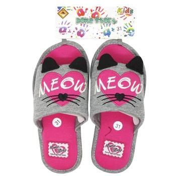 Взуття дитяче Home Story домашнє розмір 30-35 в асортименті