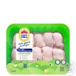 М'ясо стегна Наша Ряба курчати-бройлера охолоджене (упаковка РЕТ ~1,1 кг) - купити, ціни на Метро - фото 1