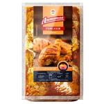 Гомілки Делі Наша Ряба Апетитна курчат бройлера мариновані охолоджені вакуумна упаковка 1кг