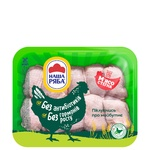 Мясо бедра Наша ряба цыплят-бройлеров без кости (упаковка PET~ 1,1 кг) - купить, цены на Ашан - фото 1