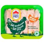 Nasha Ryaba chilled chicken drumstick meat (packaging ~1,1kg)