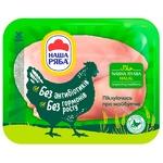 Філе Наша Ряба Halal  курчати-бройлера охолоджене (упаковка ~0,6кг)